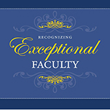 Exceptional Faculty Brochure Cover